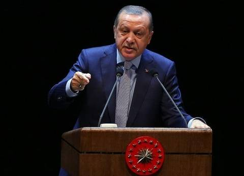 """""""أردوغان"""" يبحث تطورات الوضع في القدس مع الرئيس التونسي والإيراني"""