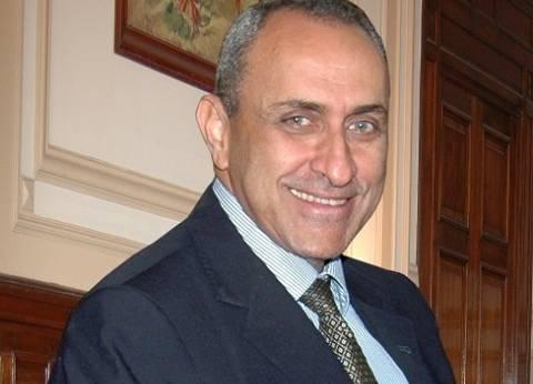 """وزير الزراعة الأسبق يحاضر عن التكيف مع التغيرات في """"التغيرات المناخية"""""""