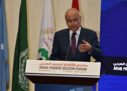 أبوالغيط: النزاعات المسلحة في المنطقة أثرت بالسلب على وضعية المرأة