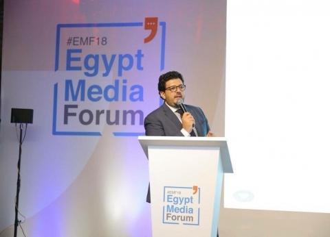"""عمرو العراقي: """"صحافة البيانات"""" ترتبط بالتكنولوجيا والقصص الصحفية"""