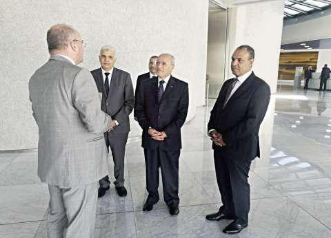 وزير الإنتاج الحربى يلتقى قيادات 40 شركة كبرى بألمانيا لبحث التصنيع المشترك
