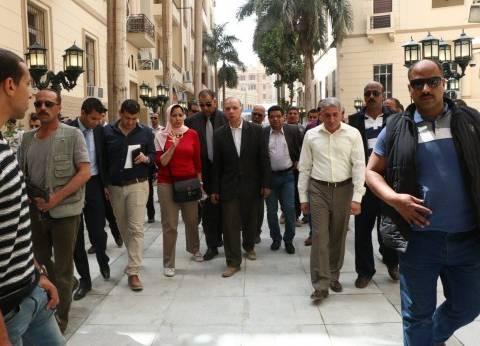 محافظ القاهرة يوجه بتشكيل مجلس أمناء لشارع الشريفين للحفاظ على تطويره