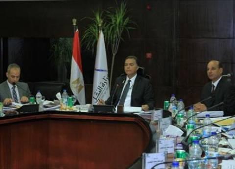 وزير النقل يترأس اجتماع الجمعية العمومية لشركة السكك الحديدية للخدمات
