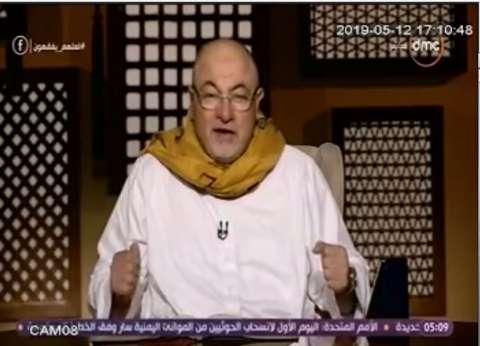 خالد الجندي: الفراعنة كان فيهم أولياء صالحين لله