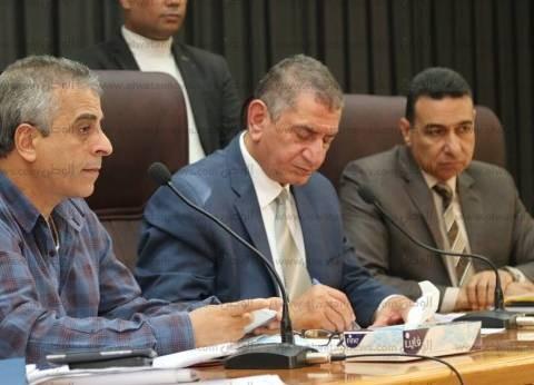 بالصور| 48 شكوى في لقاء محافظ كفر الشيخ بالأهالي