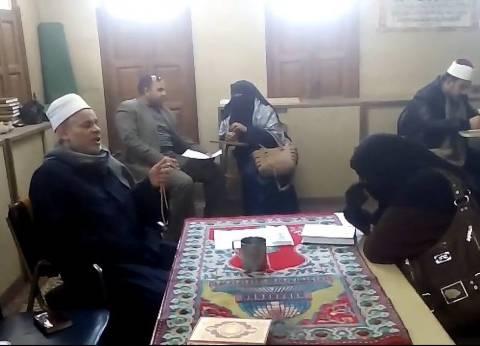 أوقاف المنيا تعقد اختبارات محفظي القرآن بالجمعيات الأهلية