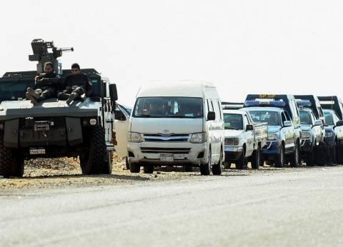 """وزارات ومحافظات أعلنت الحداد على شهداء """"معركة الواحات"""""""