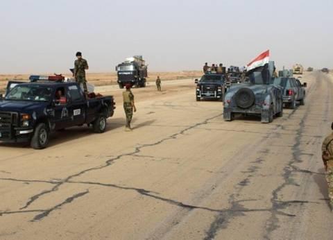 عاجل| القوات العراقية تستعيد السيطرة على كامل أراضي الرطبة بالأنبار