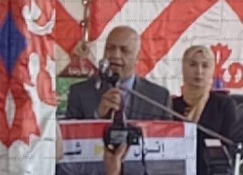 بكري: مصر كلها سوف تخرج للاستفتاء على التعديلات الدستورية