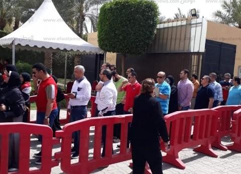 """""""المصريون بالخارج"""": سفارة مصر في الكويت قدمت كل التسهيلات للناخبين"""