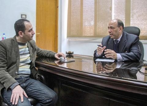 رفعت رشاد المرشح لنقابة الصحفيين: زيادة البدل لا تحسم الانتخابات