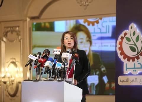 بالفيديو| غادة والي: لا داعي لتكريم الوزراء أثناء خدمتهم