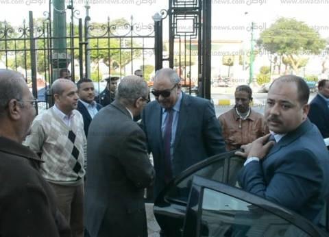 محافظ المنيا فور وصوله الديوان العام: الرئيس كلفني بالاهتمام بمحدودي الدخل ومكافحة الفساد