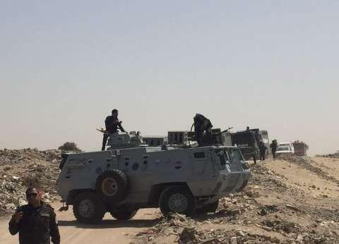 """تحريات """"انتحاري الفرافرة"""": تحرك في الظهير الصحراوي وسرق سيارة نقل"""