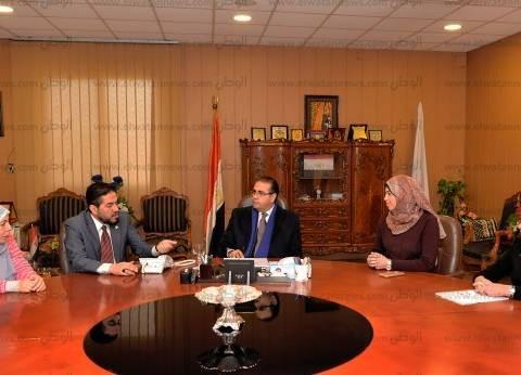 رئيس جامعة المنصورة: أجرينا عمليات إحلال وتجديد لمستشفى الأطفال