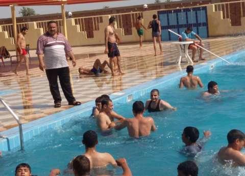 منقذ حمام استاد القاهرة: لسنا مسئولين عن غرق «بدر»
