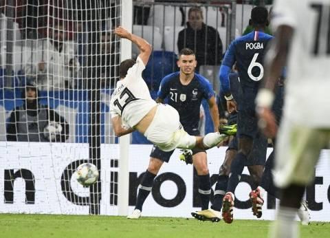 «ألمانيا» تتعادل سلبيًا مع «فرنسا» في دوري الأمم الأوروبية