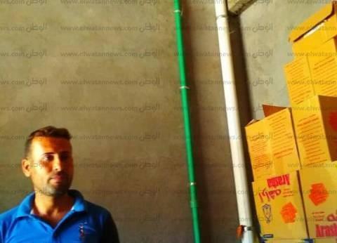 """""""صحة بني سويف"""" تحرر 7 محاضر ضد منشآت غذائية لمخالفتها الاشتراطات"""