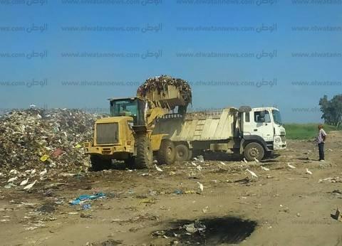 """شركة قابضة للنظافة بالمحافظات.. ومقدم المشروع: """"الإنشاء في شهر أكتوبر"""""""