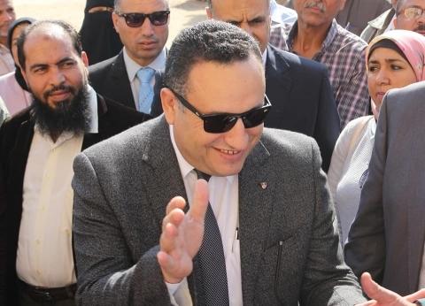 محافظ الإسكندرية يعقد اللقاء الجماهيري الرابع للمواطنين ويستمع لشكواهم