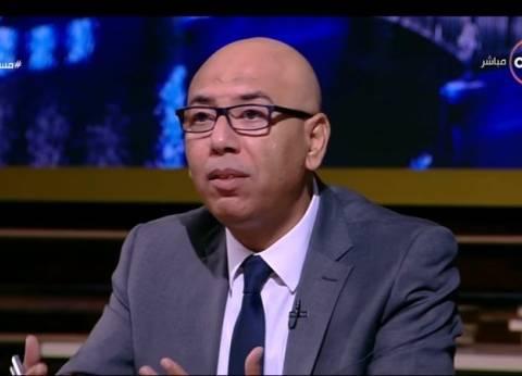 """الليلة.. خالد عكاشة ضيف محمد الباز في """"90 دقيقة"""""""