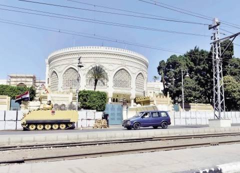 بدء محادثات القمة المصرية البرتغالية بقصر الاتحادية
