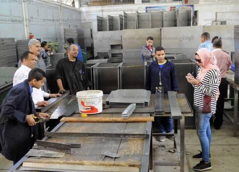 الإسكندرية: «محمد على الزخرفية» أول مدرسة تعمل بالطاقة الشمسية