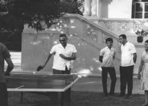 الرياضة في حياة الزعيم ناصر.. ترأس النادي الأهلي وأحب الشطرنج والتنس