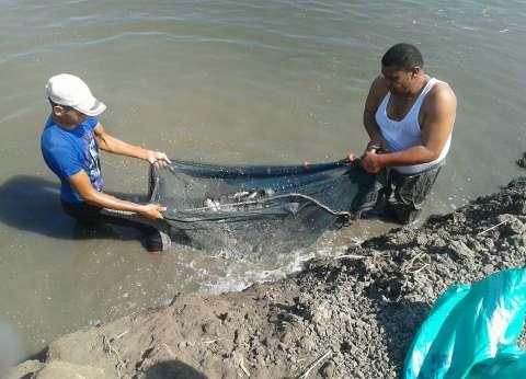 المزارع السمكية بالشرقية.. ديون بـ«الملايين» وصيادون مهددون بـ«الحبس»