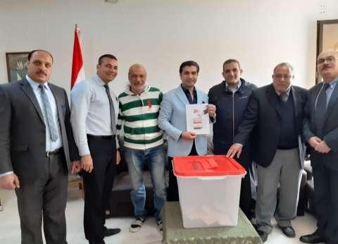 حبشي: العاملون في ليبيا وصلوا لسفارة مصر بتونس للتصويت بالاستفتاء