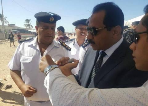 إصابة 3 عمال بحروق في تركيب مواسير صرف صحي في الإسكندرية