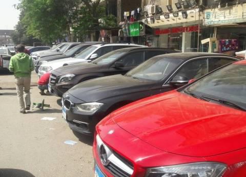 رفع 36 سيارة ودراجة نارية من الشوارع والطرق الرئيسية بالقاهرة