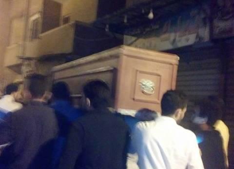 """تشييع جثامين 4 من ضحايا """"مجزرة الرحاب"""" بمسقط رأسهم في الشرقية"""