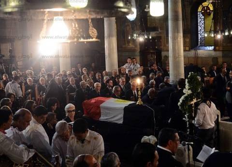 """أمين عام """"الفرانكفونية"""" خلال قداس جنازة """"غالي"""": رسم لنا الأمل"""