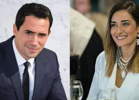 أمينة خليل وظافر العابدين يخوضان السباق الرمضاني 2018