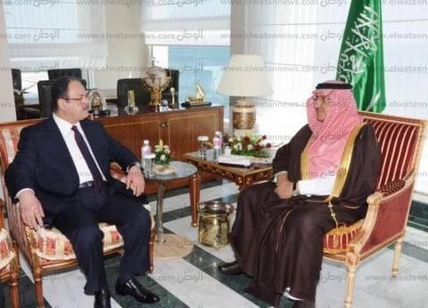 """وزير الداخلية لـ""""نظيره السعودي"""": الإخوة تجمع الأجهزة الأمنية بالبلدين"""