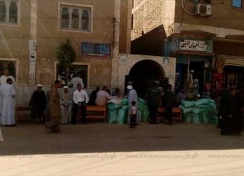 """انتظام العملية الانتخابية بـ13 لجنة في قرية """"بني رافع"""" بأسيوط"""