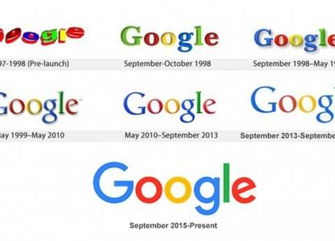 "بالصور| مراحل تطور شعار أضخم محرك بحث.. ""ما تيجي نـ جوجل كده؟"""