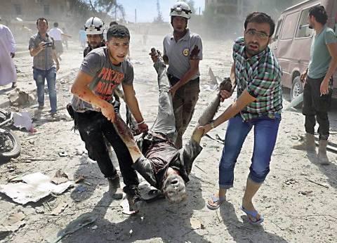 قصف أكبر مستشفى في أحياء حلب الشرقية للمرة الثانية خلال أيام