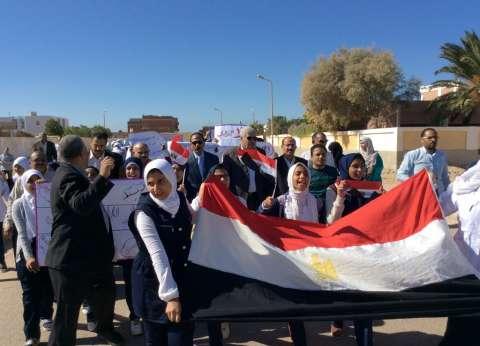 طلاب مصر ينعون أطفال «الروضة»: رحيلكم أدمى قلوبنا