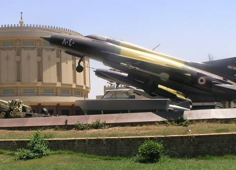 اللواء طيار عبدالرحيم صدقى: قمنا بـ«64 طلعة جوية» لاستطلاع مراكز العدو والجبهة