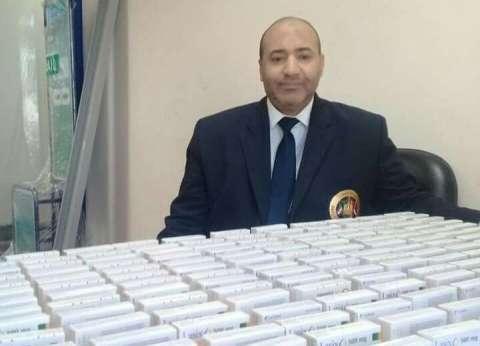 جمارك مطار مرسى علم الدولي تضبط محاولة تهريب كمية من الأدوية