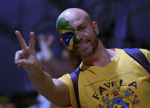 """صلاح حسب الله: """"سافرنا دورة الألعاب الأولمبية على حساب البرازيل"""""""
