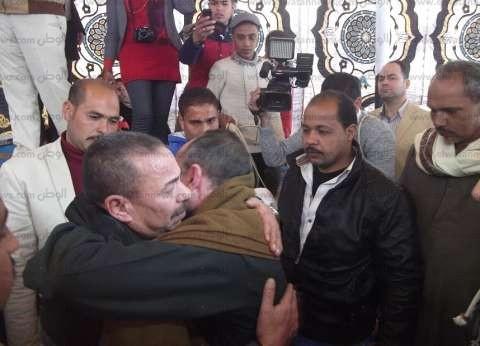 """""""أمن المنوفية"""" ينهي خصومة ثأرية بين عائلتين بمركز السادات"""