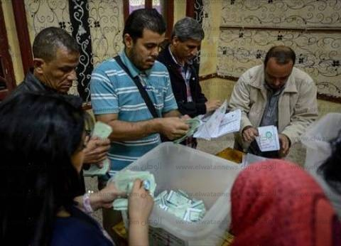 """""""حب مصر"""" تكتسح في دائرة منوف.. والإعادة بين الجزار ومعاذ وشاهين والمسيري"""