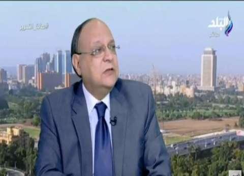 مصطفى إبراهيم: 40% من زيارات رؤساء مصر والصين تمت في عهد السيسي