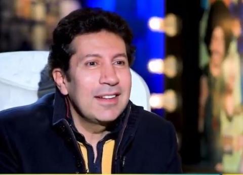 """هاني رمزي: """"أنا تلميذ عادل إمام وفؤاد المهندس مثلي الأعلى"""""""