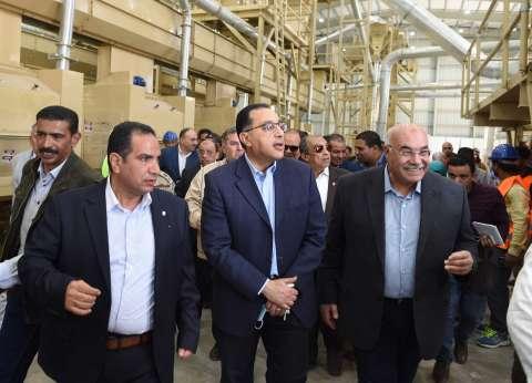 رئيس الوزراء يلتقي نُواب الفيوم خلال زيارته المحافظة