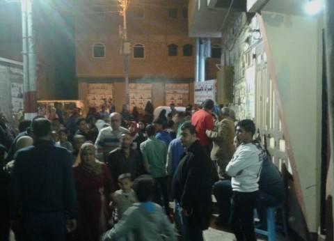 إقبال كثيف على التصويت قبل غلق اللجان في الدقهلية