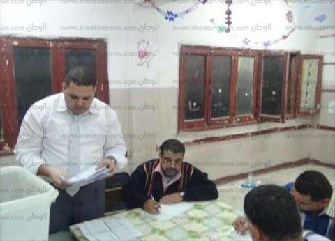 """""""رضوان"""" و""""الشبراوي"""" يتقدمان في لجنة """"الديسة"""" بالدقهلية"""